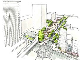 堺市 中心市街地活性化