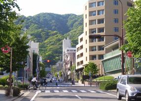 神戸市 トアロード地区まちづくり