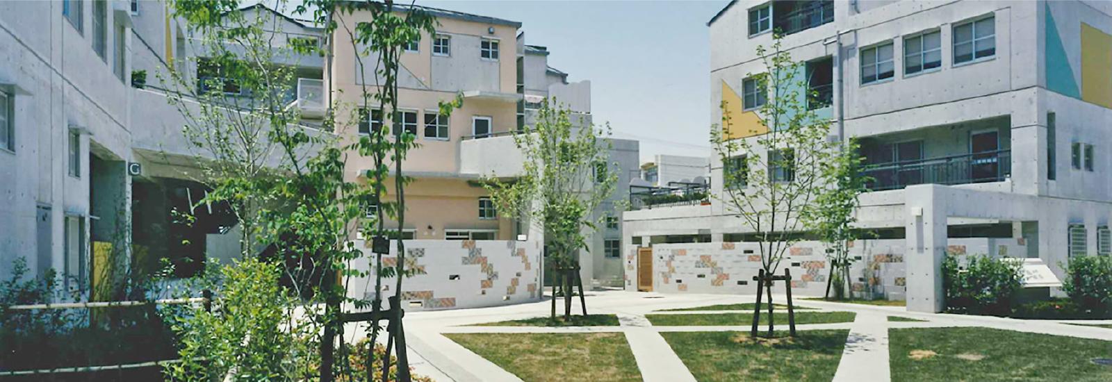 住み手が主役のすまいづくり コープタウン「アーサヒルズ」コープラティブ住宅プロジェクト 神戸市西区